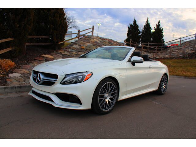 2017 Mercedes-Benz C 63 AMG® Cabriolet Merriam KS