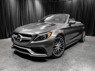 2017_Mercedes-Benz_C_63 AMG® Cabriolet_ Scottsdale AZ