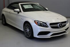 2017_Mercedes-Benz_C_63 AMG® Cabriolet_ White Plains NY