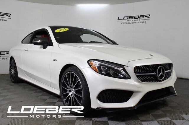 2017 Mercedes-Benz C AMG® 43 Coupe Lincolnwood IL