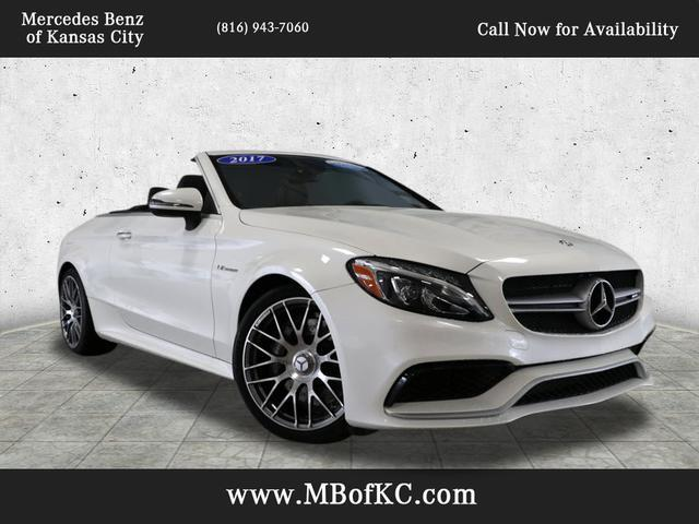 2017 Mercedes-Benz C AMG® 63 Cabriolet Kansas City MO