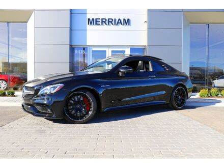 2017_Mercedes-Benz_C_AMG® 63 S Coupe_ Merriam KS