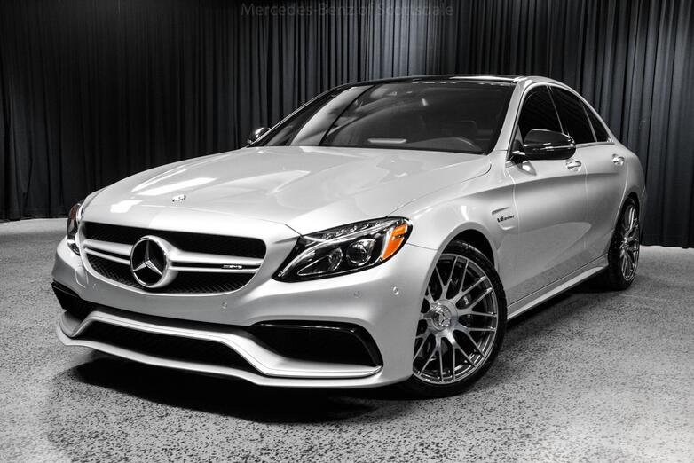 2017 Mercedes-Benz C AMG® 63 Sedan Scottsdale AZ