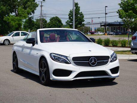 2017_Mercedes-Benz_C_AMG® 43 Cabriolet_  Novi MI
