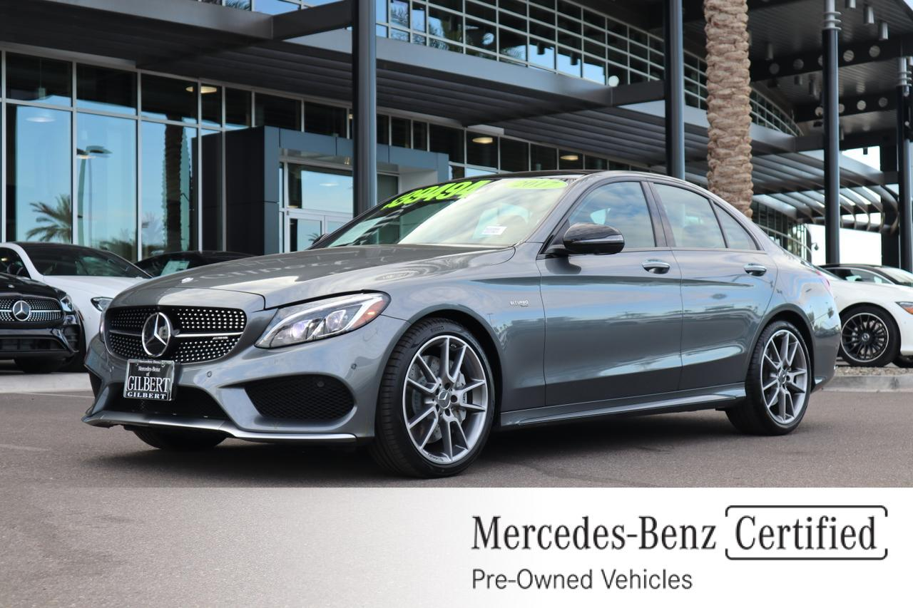 2017 Mercedes-Benz C AMG® 43 Sedan Gilbert AZ