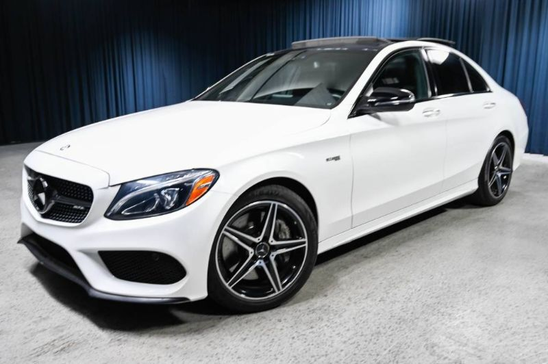 2017 Mercedes-Benz C AMG® 43 Sedan Scottsdale AZ