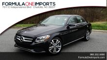 2017_Mercedes-Benz_C-CLASS_C 300 PREMIUM / HTD STS / SUNROOF / REARVIEW_ Charlotte NC