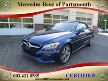 2017_Mercedes-Benz_C-Class_300 4MATIC® Cabriolet_ Greenland NH