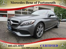 2017_Mercedes-Benz_C-Class_300 4MATIC® Coupe_ Greenland NH