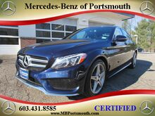 2017_Mercedes-Benz_C-Class_300 4MATIC® Sedan_ Greenland NH