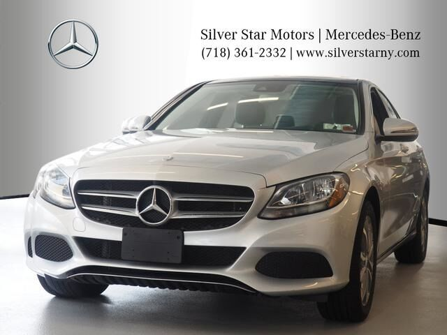 2017 Mercedes-Benz C-Class 300 4MATIC® Sedan Long Island City NY