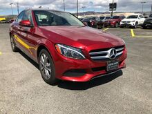2017_Mercedes-Benz_C-Class_300 4MATIC® Sedan_ Yakima WA