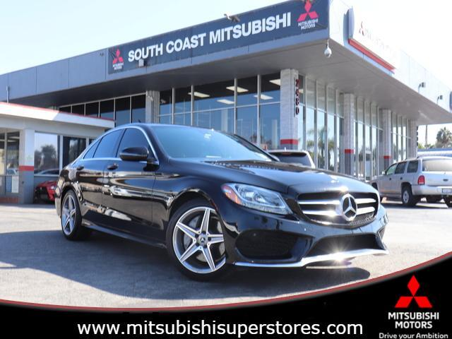 2017 Mercedes-Benz C-Class 4DR SDN C300 C 30 Victorville CA