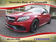 2017_Mercedes-Benz_C-Class_AMG® 63 S Cabriolet_ Greenland NH