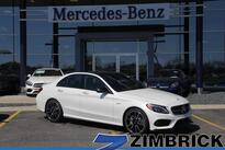 Mercedes-Benz C-Class AMG C 43 4MATIC® Sedan 2017