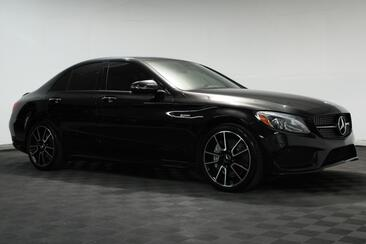 2017_Mercedes-Benz_C-Class_AMG C 43_ Houston TX