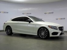 2017_Mercedes-Benz_C-Class_AMG C 43 Nav,Rearview Cam,AMG Exhaust,Carbon Wing_ Houston TX