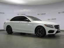 2017_Mercedes-Benz_C-Class_AMG C 43 Pano,Nav,RearView Cam,Night Package_ Houston TX