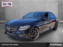 2017_Mercedes-Benz_C-Class_AMG C 43_ Pembroke Pines FL