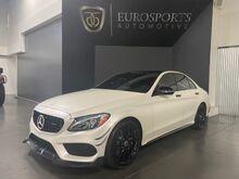 2017_Mercedes-Benz_C-Class_AMG C 43_ Salt Lake City UT