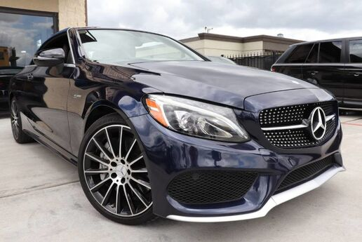2017 Mercedes-Benz C-Class AMG C 43,CLEAN CARFAX,1 OWNER,WARRANTY! Houston TX