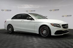 2017_Mercedes-Benz_C-Class_AMG C 63 S Premium 3 Pkg,AMG Night Pkg,Pano_ Houston TX