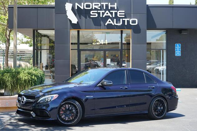 2017_Mercedes-Benz_C-Class_AMG C 63_ Walnut Creek CA