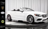 2017 Mercedes-Benz C-Class AMG C63 North Miami Beach FL