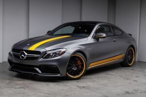2017_Mercedes-Benz_C-Class_AMG C63 S_ Akron OH