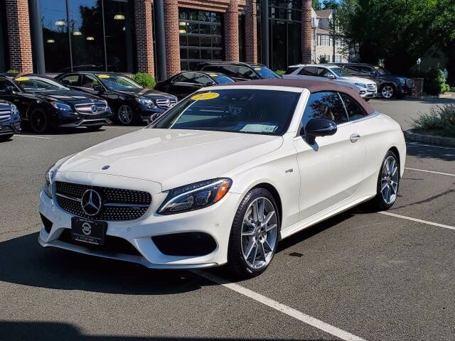 2017 Mercedes-Benz C-Class AMG® C 43 Cabriolet Morristown NJ