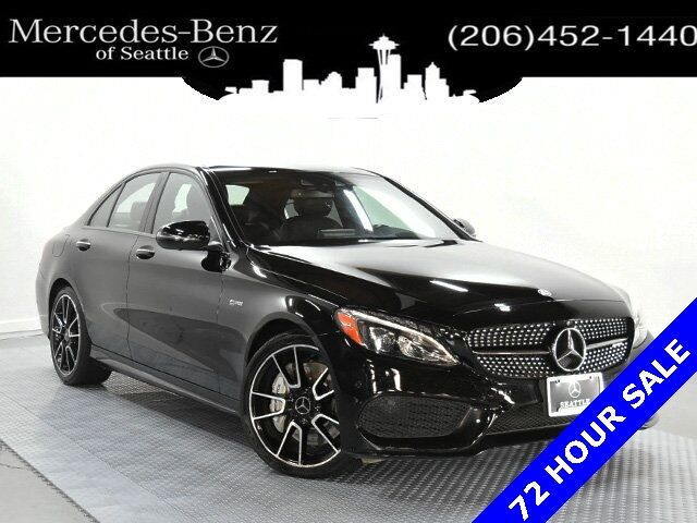 2017 Mercedes-Benz C-Class AMG® C 43 Sedan Seattle WA