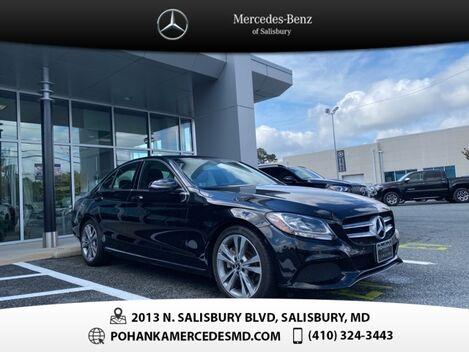 2017_Mercedes-Benz_C-Class_C 300 ** GUARANTEED FINANCING **_ Salisbury MD