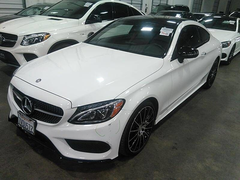 2017 Mercedes Benz C Class C 300 07 16 Sport Package Night Package