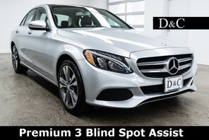 2017_Mercedes-Benz_C-Class_C 300 4MATIC Premium 3 Blind Spot Assist_ Portland OR