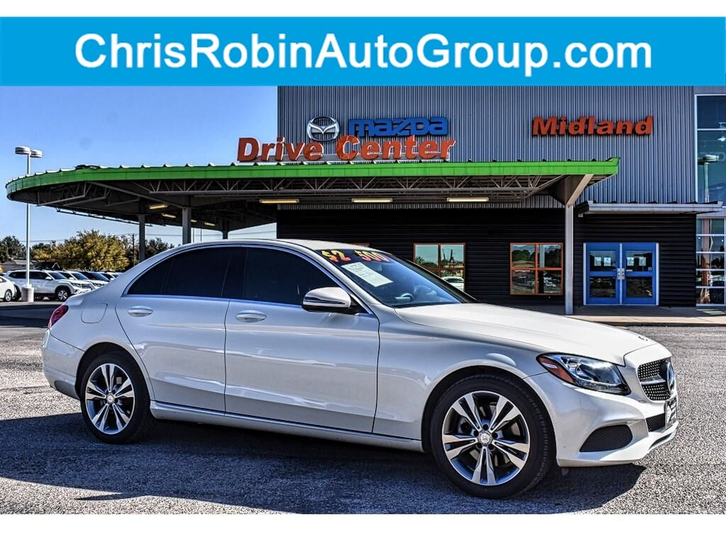 2017 Mercedes-Benz C-Class C 300 4MATIC SEDAN Midland TX