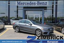 2017_Mercedes-Benz_C-Class_C 300 4MATIC® Sedan with Sport Pkg_ Madison WI