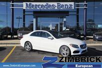 Mercedes-Benz C-Class C 300 4MATIC® Sedan with Sport Pkg 2017