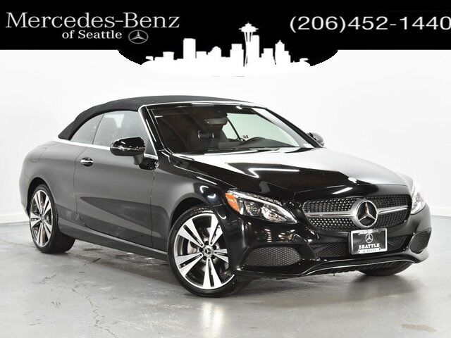 2017 Mercedes-Benz C-Class C 300 4MATIC® Cabriolet Seattle WA