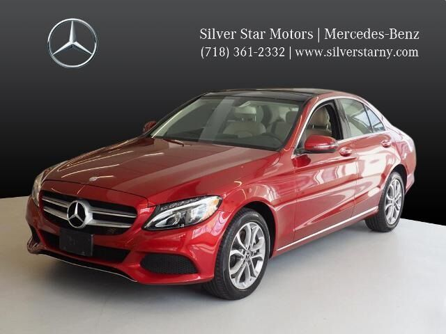 2017 Mercedes-Benz C-Class C 300 4MATIC® Sedan Long Island City NY