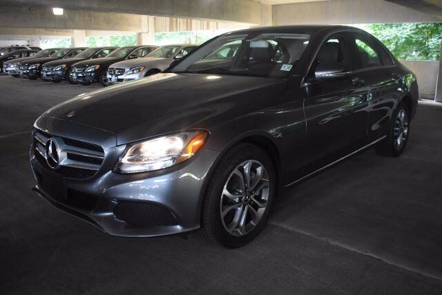 2017 Mercedes-Benz C-Class C 300 4MATIC® Sedan Morristown NJ