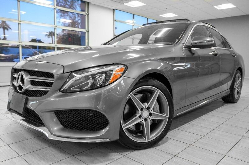 2017 Mercedes-Benz C-Class C 300 4MATIC® Sedan Peoria AZ