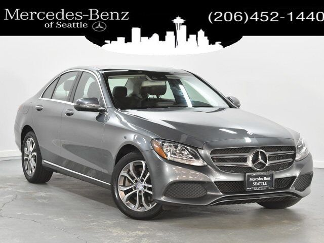 2017 Mercedes-Benz C-Class C 300 4MATIC® Sedan Seattle WA