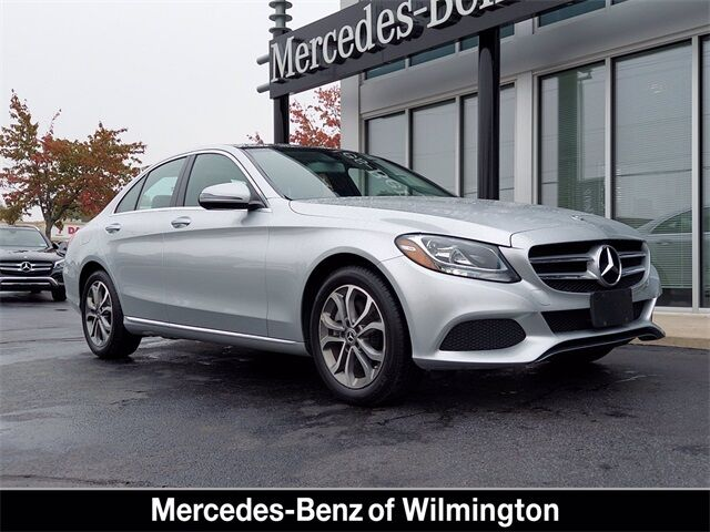 2017 Mercedes-Benz C-Class C 300 4MATIC® Sedan Wilmington DE
