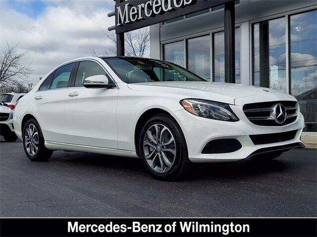 2017 Mercedes-Benz C-Class C 300 4MATIC® Sedan Wilmington DE