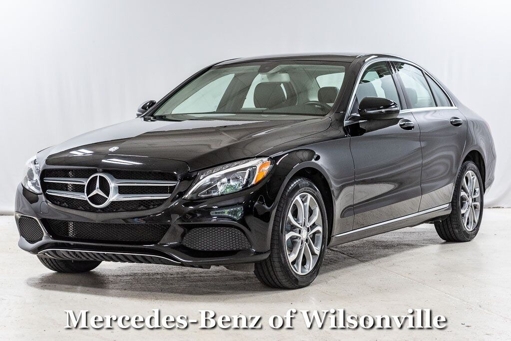 2017 Mercedes-Benz C-Class C 300 4MATIC® Sedan Wilsonville OR