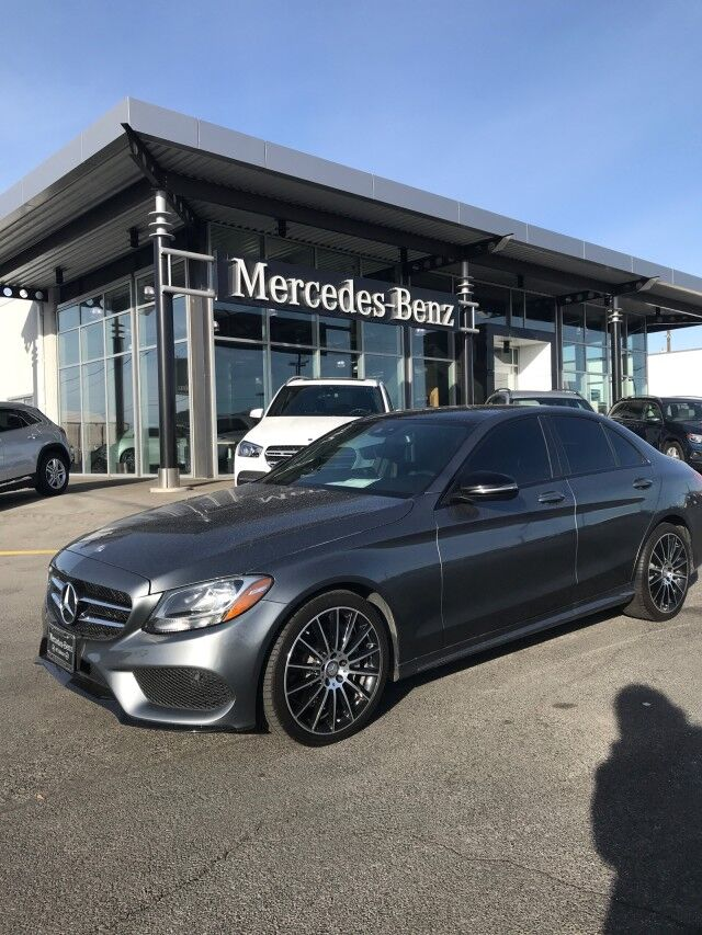 2017 Mercedes-Benz C-Class C 300 4MATIC® Sedan Yakima WA