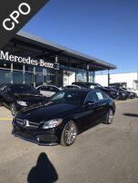 2017 Mercedes-Benz C-Class C 300 4MATIC® Sedan