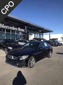 2017_Mercedes-Benz_C-Class_C 300 4MATIC® Sedan_ Yakima WA