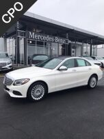 2017 Mercedes-Benz C-Class C 300 4MATIC® Sedan