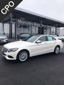 2017_Mercedes-Benz_C-Class_C 300 4MATIC® Sedan_ Yakima WA